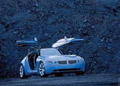 1999 BMW Z9 Gran Turismo Concept