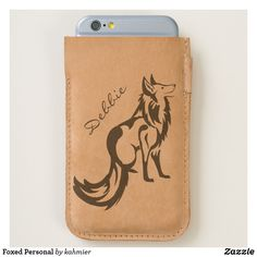 Foxed Personal iPhon