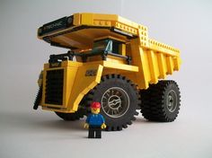 LEGO Ideas - Great Big Mining Truck