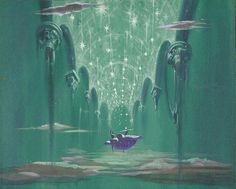 animation news + art : Cinderella concept art by Mary Blair.You can find Mary blair and more on our website.animation news + art : Cinderella concept art by Mary Blair. Mary Blair, Disney Animation, Animation News, Retro Disney, Vintage Disney, Punk Disney, Disney Dream, Disney Magic, Frozen Disney