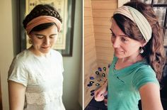 Garlands of Grace Blog headcoverings Twist headwraps