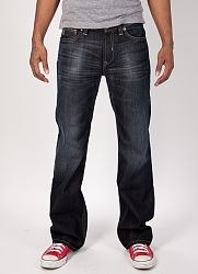 Marc Ecko Reef Straight-Fit Jean - Marc Ecko Enterprises