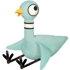 Don't Let the Pigeon Come to Kindergarten! writing activity