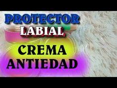 BÁLSAMO PROTECTOR LABIAL Y CREMA ANTIEDAD - YouTube