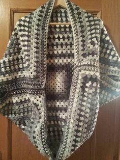 Kimono crochet