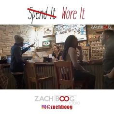 Follow @zachboog . His parodies are so funny!!!! Hes a must follow!