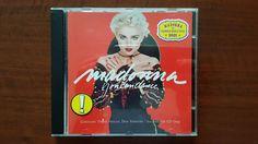 Madonna You Can Dance CD EU 7599-25535-2 Mint Rebel Heart Tour