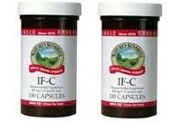 Nature,s Sunshine If-c, Chinese Herbal Supplement Supports Joint Health 100 Capsules Each(pack of 2) Nature's Sunshine,