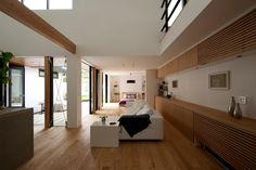 Sakurayama-Architect-Design의  거실