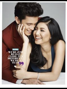 #JaDine Facts: 5 Reasons Why They're MFEO Beauty And The Bestie, Nadine Lustre Fashion, Human Body Organs, Love Month, James Reid, Bride Poses, Just Friends, Creative Photos, Celebs