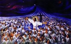 """they sing the song of Moses the servant of God, and the song of the Lamb"" The song of Moses was one of triumph over Pharaoh and his armies.The song of the Lamb is also a song of triumph -victory over Satan and all enemies of God."