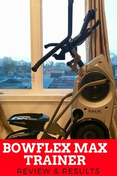 Want a cardio machine that gets results, doesn't take up a ton of space, motivates you and never gets boring? Then this is for you! I've been using the Bowflex Max Trainer M7 for one month now and I'm in love with it! Keep reading to find out why and to see my results so far.  via @easylivingtoday
