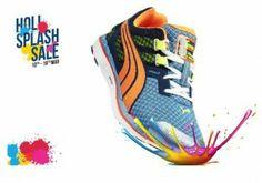 Holi Splash sale on Men's Footwear Upto 60% off + Extra 32% off in Shoes, Sandals, FlipFlops etc