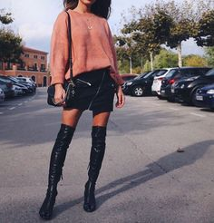 Fall Outfits, Summer Outfits, Fashion Outfits, College Wear, Autumn Winter Fashion, Winter Style, Playing Dress Up, Types Of Fashion Styles, Boho Chic