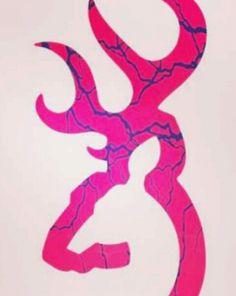 Love this browning symbol! :)