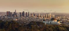 Imagining Downtown LA's skyline in 2030 - Curbed LAclockmenumore-arrow : A new rendering shows where some under-construction projects would change the view