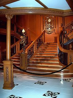 titanic experience in orlando, florida. {i had no idea this existed. i must check it out while on my orlando vacation.}