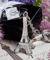 Romance Torre Eiffel Llavero, el regalo perfecto para los enamorados de este linda ciudad llena de amor e inolvidables recuerdos.
