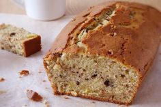 Make and share this Moist & Delicious Banana Nut Bread recipe from Genius Kitchen. Low Calorie Banana Bread, Banana Nut Bread, Apple Bread, Banana Bread Recipes, Pear Bread, Olive Bread, Nut Bread Recipe, Holiday Bread, Christmas Bread