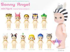 動物3代 Q比娃娃 SONNY ANGEL