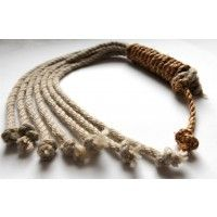 Hemp and Manilla rope discipline with seven tails