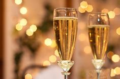 Celebrate drink champagne whenever you can