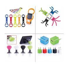 Todo tipo de complementos para tu móvil. www.tusregalosdeempresa.com