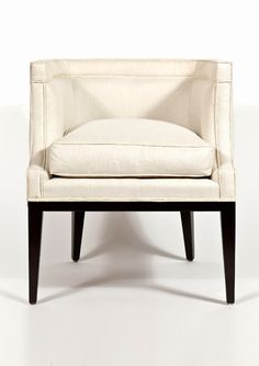 Chatham Chair designed by Erinn Valencich, contestant on NBC's American Dream Builders hosted by Nate Berkus