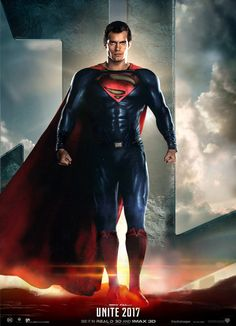 Superman is back! Today I do not bring you one or two, but three posters inspired by the man of steel (since last week they did not give us an individual) They will be distributed in my different s...