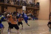 Po jedenastu kolejkach Olimpia Piekary awansowała na drugie miejsce w tabeli rozgrywek I. ligi grupy B. N/z w ofensywie Jakub Fidyt - pięć zdobytych bramek. fot.Piotr A. Jeleń