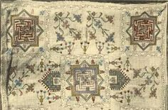 The Textile Blog: Armenian Embroidery