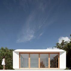 Pequeña casa ampliada con métodos prefabricados, les enseñamos su moderna y fácil construcción - mundo-casas.com