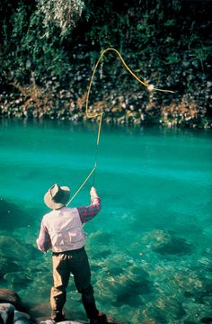 Fly Fishing in Chile