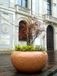 VENERE planter #Bellitalia street furniture in #Padova