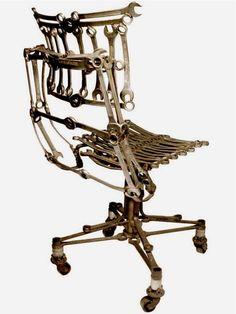 Desk chair for the mancave? Harley-Davidson of Long Branch www.hdlongbranch.com