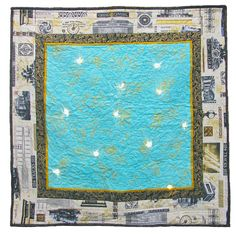 Our GCT Constellations Illuminated wall hanging.