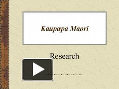 Research Kaupapa Kau is often described as the process of coming into view or appearing for the first time, to disclose Papa is used to mean ground . Ppt Presentation, Reading Resources, Research, First Time, Maori