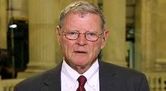 ~ A Crazed Jim Inhofe Accuses Obama of a Benghazi Cover Up Like Watergate