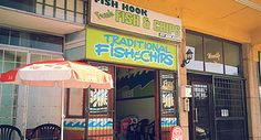 Best Fish and Chips, and Shop owner! Joburg 's Darling