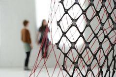 Laura Carter | Textile Knit Designer. Stretch Architecture