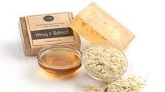 Packaging for Handmade Glycerin soaps