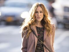 Sarah Jessica Parker Was Scared To Cook Her First Thanksgiving Meal