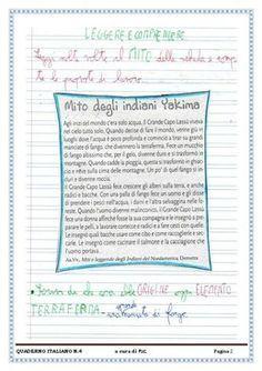 Italiano - N. Language, Bullet Journal, 3, Teaching, Education, School, Classroom Ideas, Blog