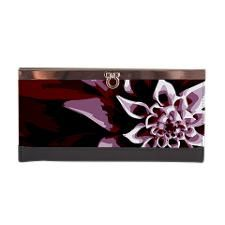 Deep Purple Flower Clasp Wallet. Click to see this design on other products.