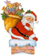Free Christmas Santa Claus Clipart Graphics and Images - Page 3