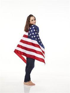 PHOTOS: Proud To Be An American - Slideshows | NBC Olympics  Jordyn Wieber - Artistic Gymnastic