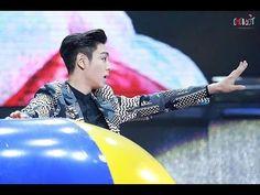 BIGBANG -Deflating Big Balloon (FM in Dalian 26.06.2016)