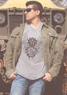 Brand apparel from BATTLEGROUND STUDIO