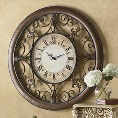 Clock, Nikolos from Seventh Avenue ®