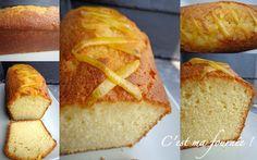 C'est ma fournée !: L'incontournable cake au citron de Pierre Hermé